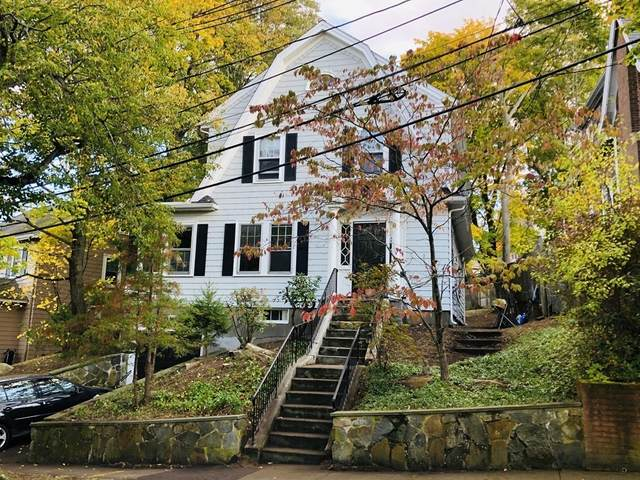 24 Wolcott Rd, Brookline, MA 02467 (MLS #72746269) :: Zack Harwood Real Estate | Berkshire Hathaway HomeServices Warren Residential