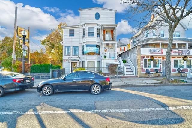 1557 Blue Hill Avenue, Boston, MA 02126 (MLS #72746789) :: EXIT Cape Realty