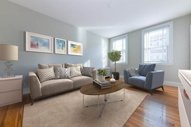 52 Strathmore Rd #21, Boston, MA 02135 (MLS #72747061) :: Westcott Properties