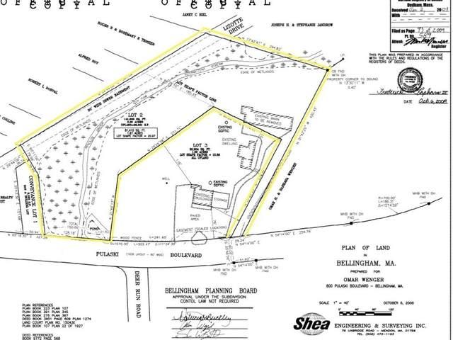 0 Pulaski Blvd, Bellingham, MA 02019 (MLS #72747351) :: Westcott Properties