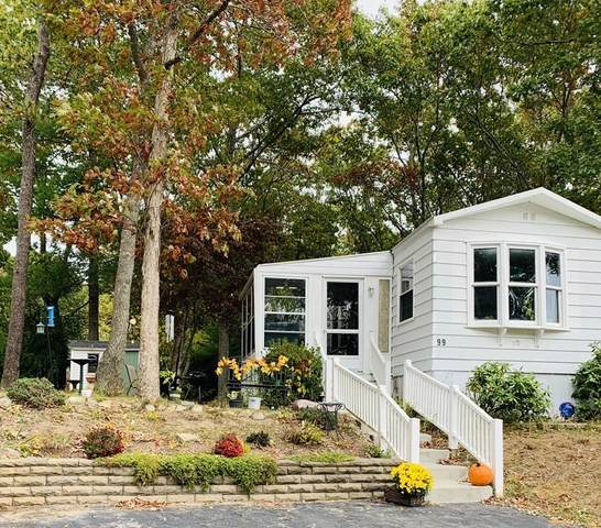99 Holiday Drive, Wareham, MA 02576 (MLS #72747393) :: RE/MAX Vantage