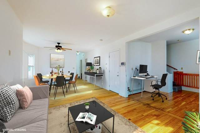 78 North St #2, Somerville, MA 02144 (MLS #72747472) :: DNA Realty Group