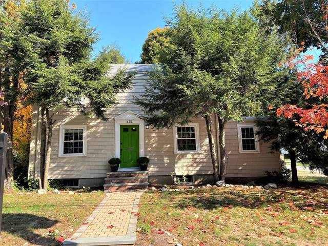 437 Great Plain Ave, Needham, MA 02492 (MLS #72747633) :: EXIT Cape Realty
