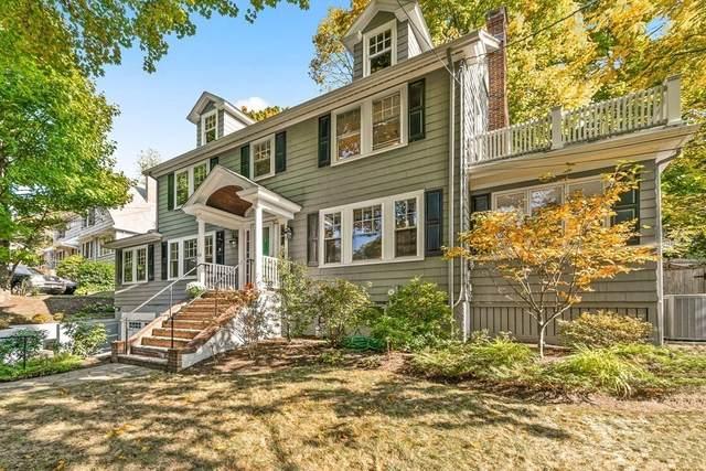 422 Highland Avenue, Winchester, MA 01890 (MLS #72747968) :: Cosmopolitan Real Estate Inc.