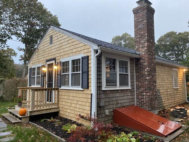 21 Harborview Drive, Falmouth, MA 02536 (MLS #72748507) :: Walker Residential Team