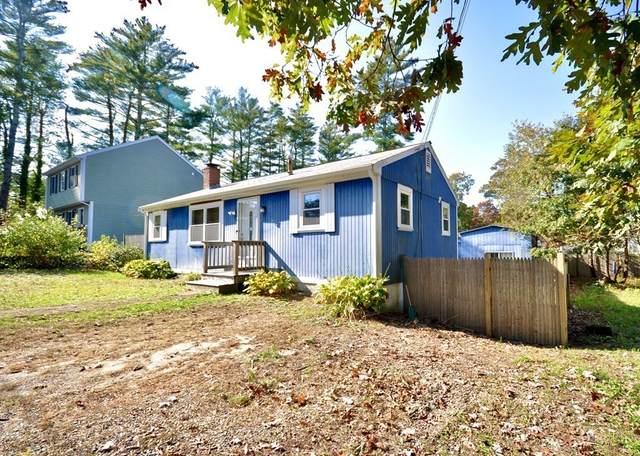 150 Park Avenue, Wareham, MA 02538 (MLS #72748595) :: Welchman Real Estate Group