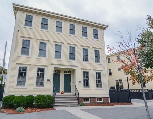 31 Park Street #31, Boston, MA 02129 (MLS #72749675) :: EXIT Cape Realty