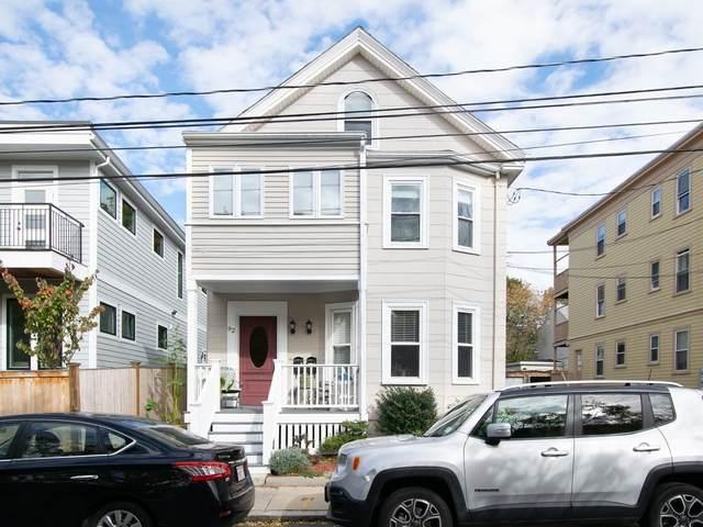 92 Line St #1, Somerville, MA 02143 (MLS #72750090) :: Cosmopolitan Real Estate Inc.