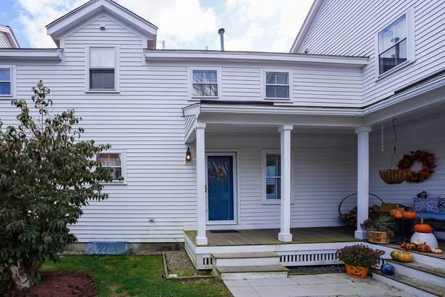 10 N Commons C, Lincoln, MA 01773 (MLS #72750712) :: Cheri Amour Real Estate Group