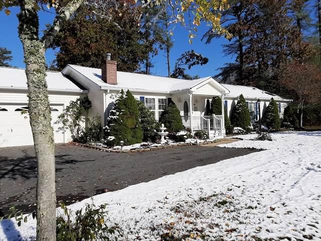 501 Fox Run, Middleboro, MA 02346 (MLS #72751172) :: Zack Harwood Real Estate | Berkshire Hathaway HomeServices Warren Residential