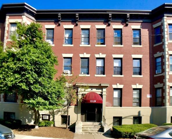 22 Glenville #2, Boston, MA 02134 (MLS #72751797) :: The Gillach Group