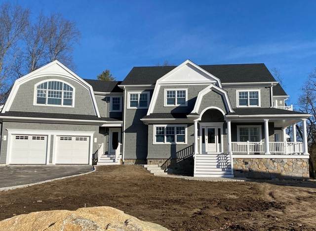 Lot 14 Heritage Lane, Cohasset, MA 02025 (MLS #72753602) :: The Duffy Home Selling Team