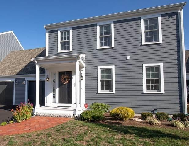 6 Damon Farm Way #6, Hingham, MA 02043 (MLS #72753657) :: Maloney Properties Real Estate Brokerage