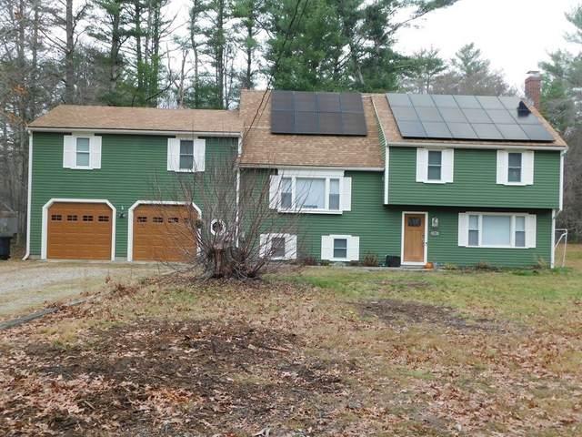 51 Woodhaven Street, Carver, MA 02330 (MLS #72755539) :: Maloney Properties Real Estate Brokerage