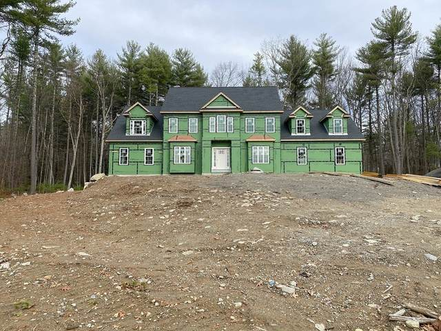 Lot 8 Houghton Farm Ln, Bolton, MA 01740 (MLS #72756919) :: Kinlin Grover Real Estate