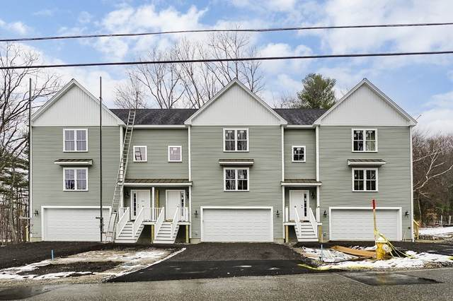 84 Bailey Road #84, Holden, MA 01520 (MLS #72757199) :: The Duffy Home Selling Team