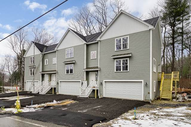 88 Bailey Road #88, Holden, MA 01520 (MLS #72757246) :: The Duffy Home Selling Team