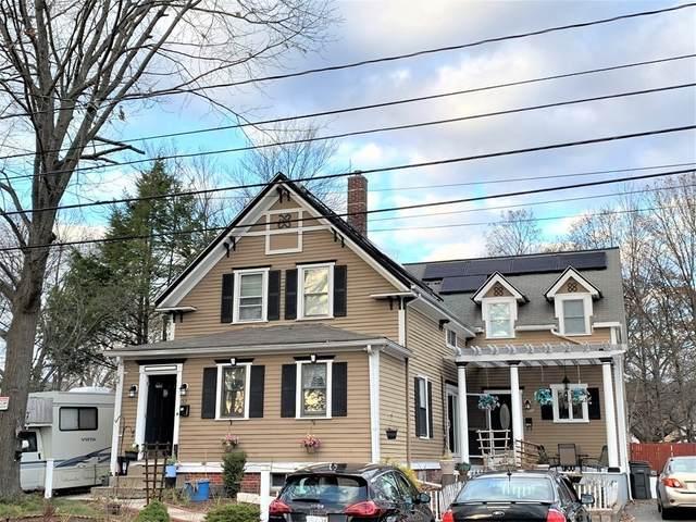 52 Howe St, Framingham, MA 01702 (MLS #72757375) :: Exit Realty