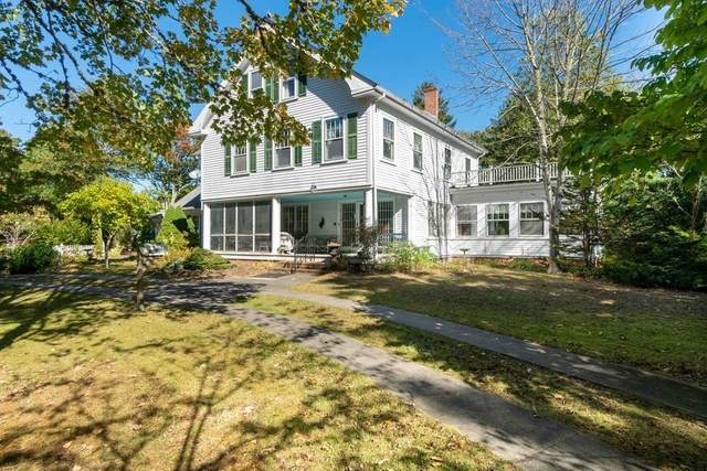 608 Main Street, Dennis, MA 02660 (MLS #72757733) :: HergGroup Boston