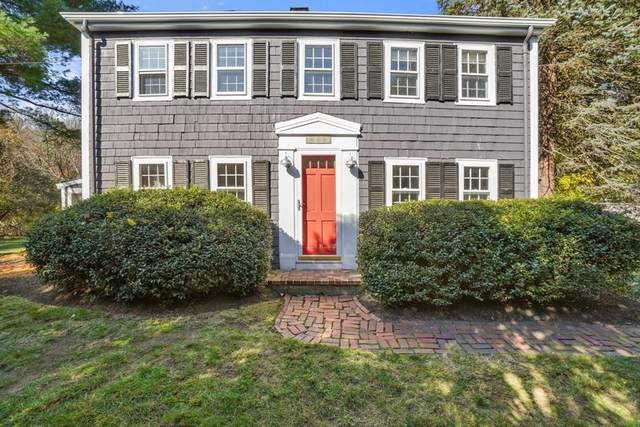 1219 High St, Westwood, MA 02090 (MLS #72757813) :: Trust Realty One