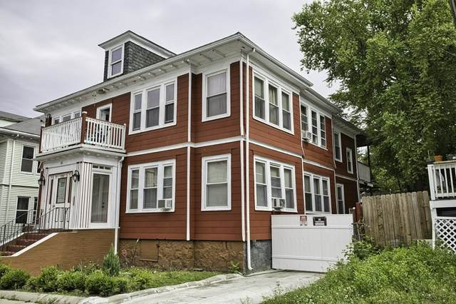 106 Stanwood St, Boston, MA 02121 (MLS #72757877) :: Trust Realty One