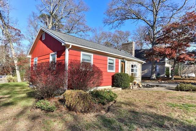 43 Pinecrest Beach Dr., Falmouth, MA 02536 (MLS #72758862) :: Kinlin Grover Real Estate
