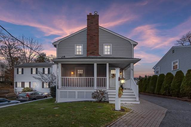 24 Walters Ave, Dedham, MA 02026 (MLS #72759021) :: EXIT Cape Realty