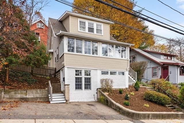 7 Brayton Rd, Boston, MA 02135 (MLS #72759404) :: Ponte Realty Group