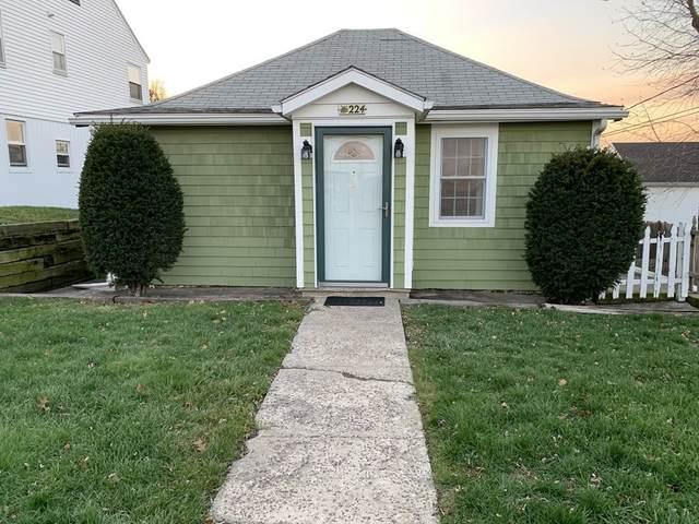224 Harris Street, Revere, MA 02151 (MLS #72759581) :: Exit Realty