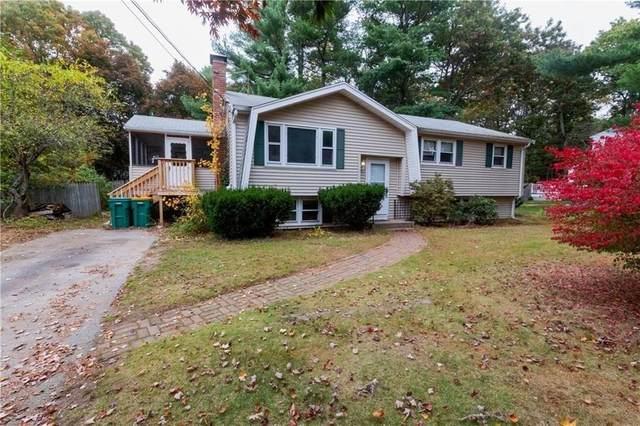 36 Old Farm Rd, Mansfield, MA 02048 (MLS #72759761) :: Westcott Properties
