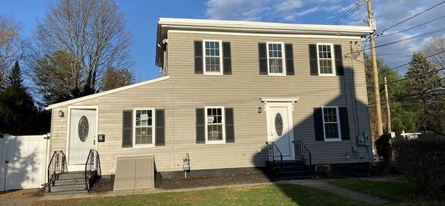 1 Bennett, Natick, MA 01760 (MLS #72760186) :: Cosmopolitan Real Estate Inc.