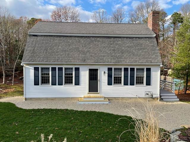 388 Lake Shore Dr, Sandwich, MA 02563 (MLS #72760385) :: Welchman Real Estate Group