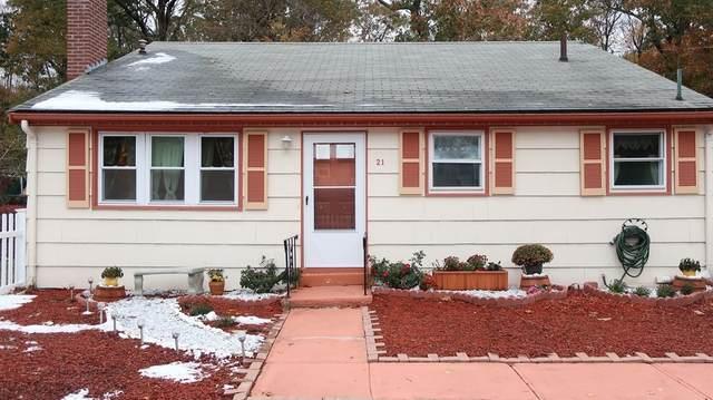 21 Hillsdale Road, Randolph, MA 02368 (MLS #72761191) :: Welchman Real Estate Group
