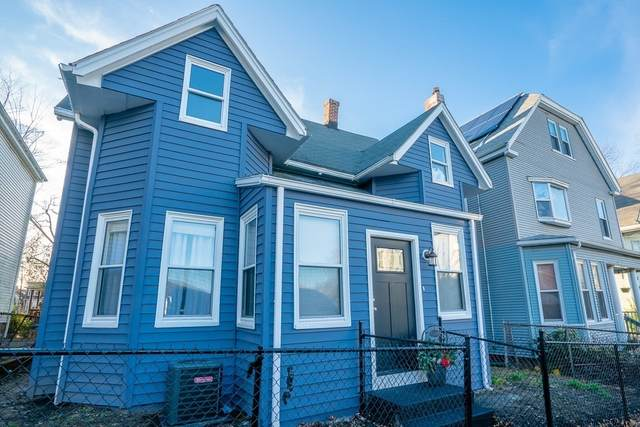 4 Harvard Ave, Boston, MA 02121 (MLS #72762158) :: Dot Collection at Access
