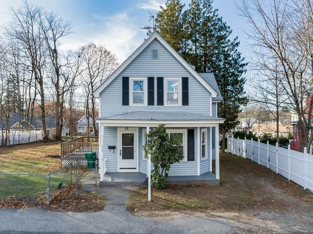 152 Bedford Ave, Lowell, MA 01854 (MLS #72763123) :: Exit Realty