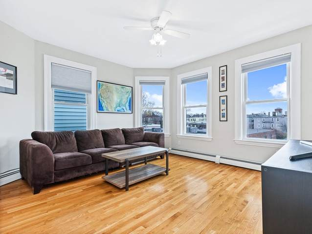 310 Prospect St #5, Cambridge, MA 02139 (MLS #72763499) :: The Gillach Group