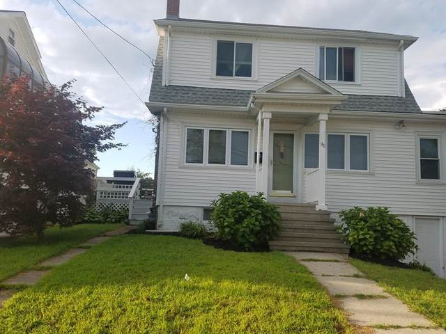 96 Bayfield Road, Quincy, MA 02171 (MLS #72764149) :: Cosmopolitan Real Estate Inc.
