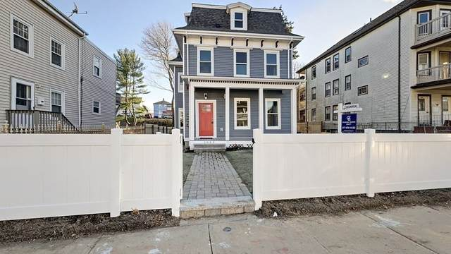 1000 River #1, Boston, MA 02136 (MLS #72764199) :: Exit Realty