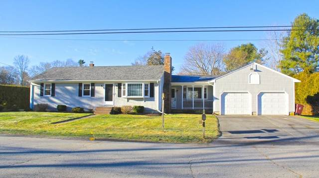 17 Brookside Drive, Acushnet, MA 02743 (MLS #72768466) :: RE/MAX Vantage