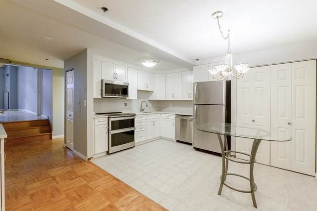 357 Commercial St #121, Boston, MA 02109 (MLS #72769205) :: Charlesgate Realty Group