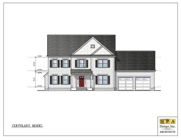 4 Sable Way #20, North Attleboro, MA 02760 (MLS #72769809) :: Cosmopolitan Real Estate Inc.