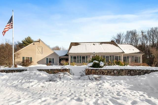 281 Taylor Rd, Stow, MA 01775 (MLS #72770095) :: DNA Realty Group