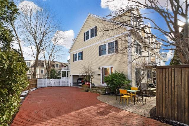 324 Clyde St #324, Brookline, MA 02467 (MLS #72770287) :: Conway Cityside