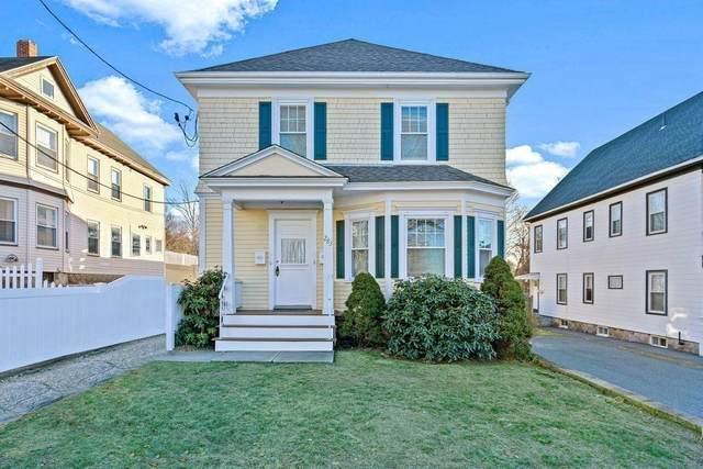 283 Sutton Street, North Andover, MA 01845 (MLS #72772754) :: Cosmopolitan Real Estate Inc.