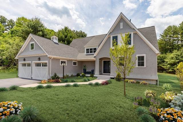 71 Wolcott Woods Lane #71, Milton, MA 02186 (MLS #72773609) :: Dot Collection at Access