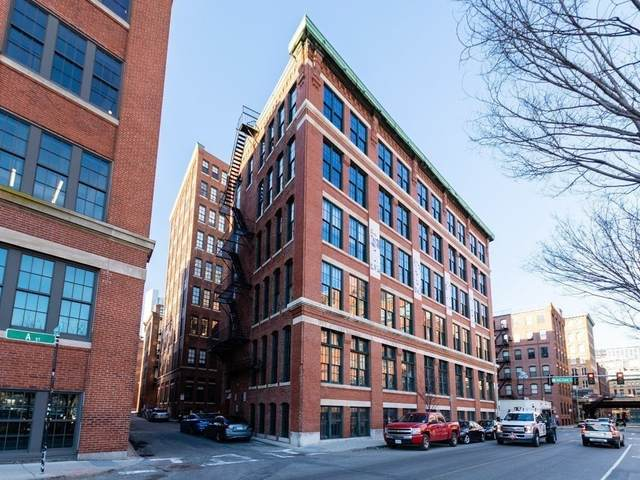 63 Melcher Street #301, Boston, MA 02110 (MLS #72773625) :: Revolution Realty