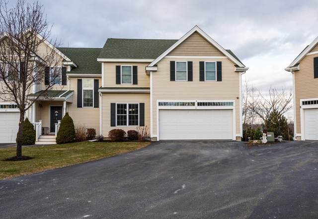 30 Redberry Lane #30, Peabody, MA 01960 (MLS #72774838) :: Cosmopolitan Real Estate Inc.