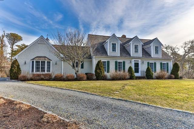 174 Kendrick Rd, Chatham, MA 02650 (MLS #72774880) :: Exit Realty
