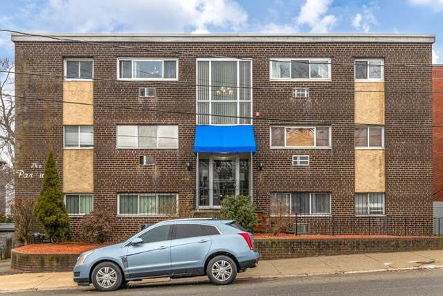 416 Belgrade Avenue #22, Boston, MA 02132 (MLS #72775097) :: Maloney Properties Real Estate Brokerage