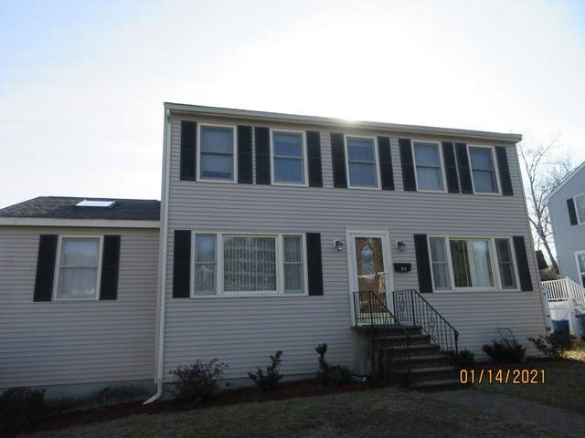 34 Crestwood Circle, Lawrence, MA 01843 (MLS #72775346) :: Conway Cityside